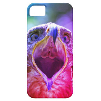 Steppe Eagle Head 01 2.2.F iPhone 5 Case