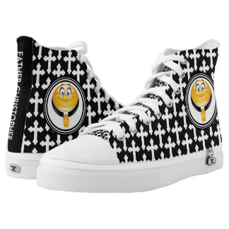 Steppin' UP! SOUL Sole Food High Tops