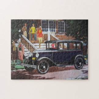 Stepping Out Jigsaw Puzzle