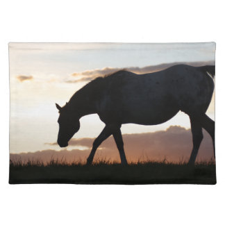 Stepping Out Place Mats
