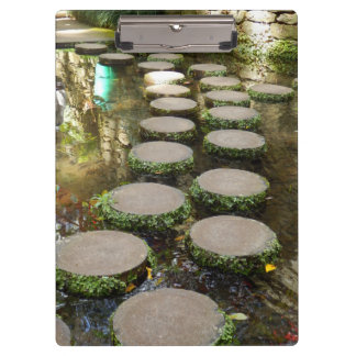 Stepping Stones Clipboard