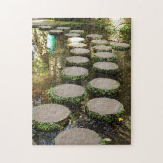 Stepping Stones Photo Puzzle with Gift Box