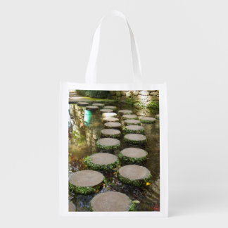 Stepping Stones Reusable Bag