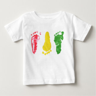 Steps drink rasta baby T-Shirt