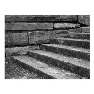 Steps of Stone Postcard