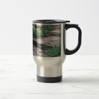 Steps Travel Mug
