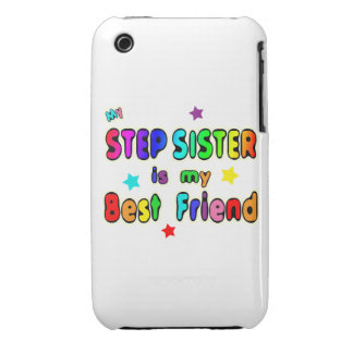 Stepsister Best Friend iPhone 3 Case
