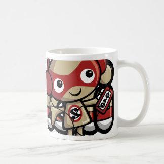 Stereo Mascot Classic White Coffee Mug