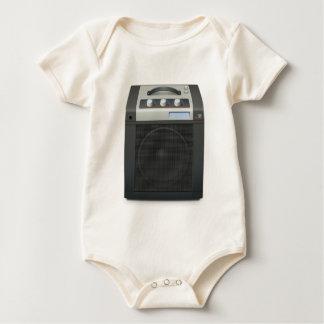 Stereo Speaker Baby Bodysuit
