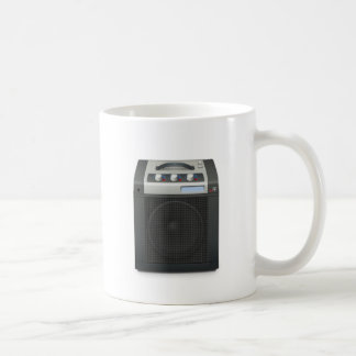 Stereo Speaker Coffee Mug