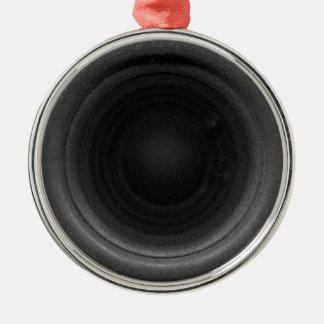 Stereo Speaker Metal Ornament