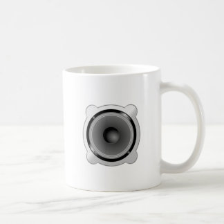 Stereo Speakers Coffee Mug