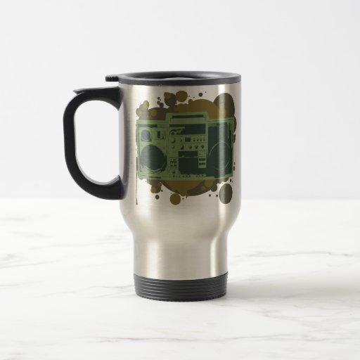 Stereo Style Mug