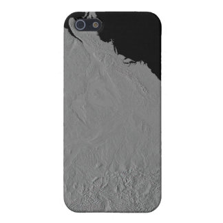 Stereoscopic view of North America 2 Case For iPhone 5/5S
