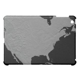 Stereoscopic view of North America 2 iPad Mini Cases