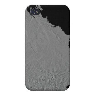 Stereoscopic view of North America 2 iPhone 4/4S Cover