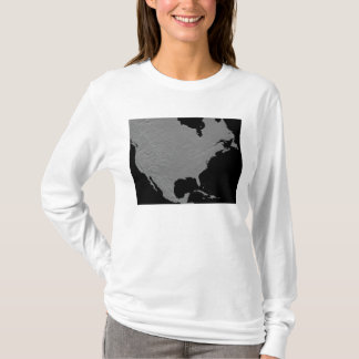 Stereoscopic view of North America 2 T-Shirt