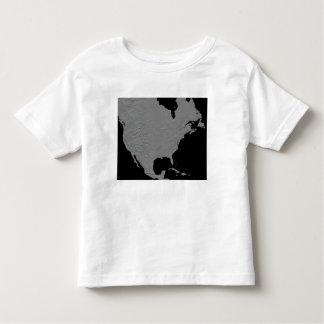 Stereoscopic view of North America 2 Tshirts