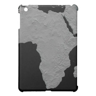 Stereoscopic view of North America iPad Mini Case
