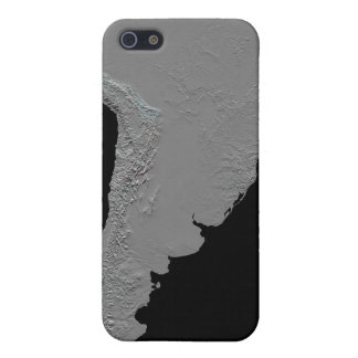Stereoscopic view of South America iPhone 5/5S Covers