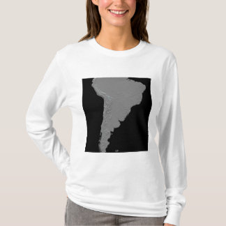 Stereoscopic view of South America T-Shirt