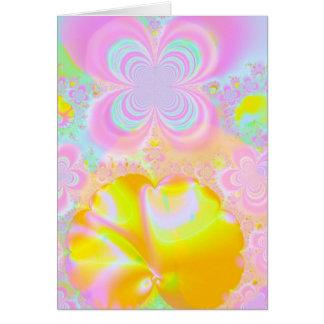 Sterling Butterfly Garden Card