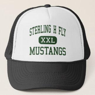 Sterling H Fly - Mustangs - Junior - Crystal City Trucker Hat