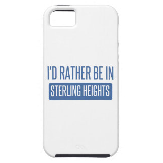 Sterling Heights iPhone 5 Case