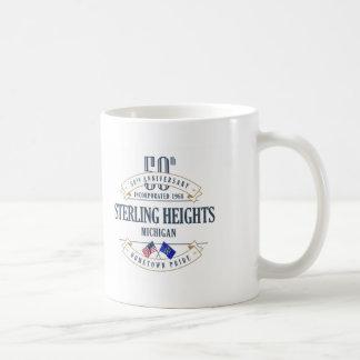 Sterling Heights, Michigan 50th Anniversary Mug