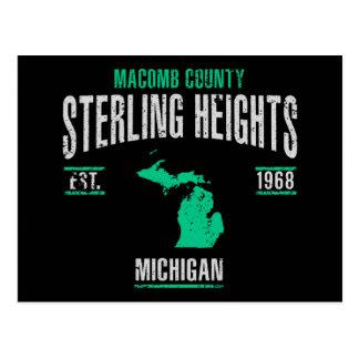 Sterling Heights Postcard