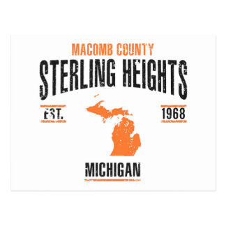 Sterling Heights Postcard