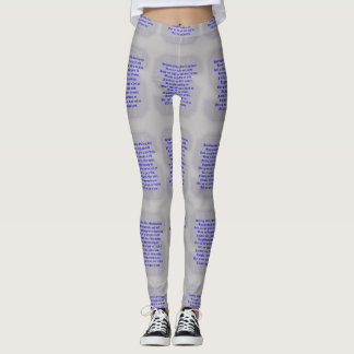 Sterling High School Alma Mater Leggings