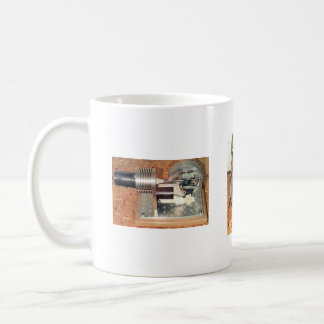 Sterling Hot Air Motor Coffee Mug