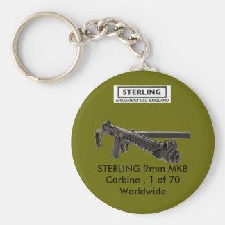 STERLING MK8 Carbine Keychain