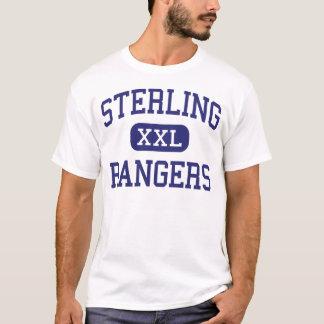 Sterling - Rangers - High School - Baytown Texas T-Shirt
