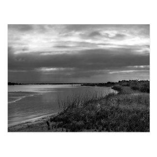 Sterling Silver Landscape Postcard