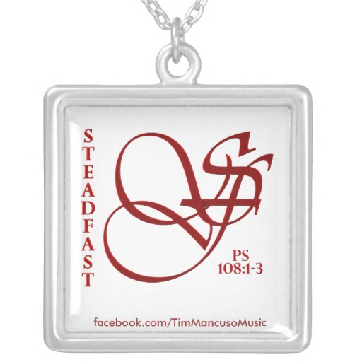 Sterling Silver Necklace - Steadfast