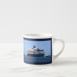Stern and Starboard Cruising Away Espresso Cup