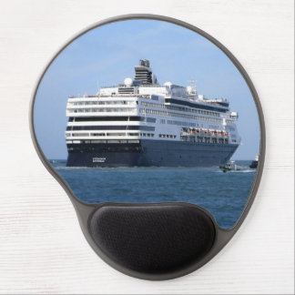 Stern and Starboard Cruising Away Gel Mouse Pad