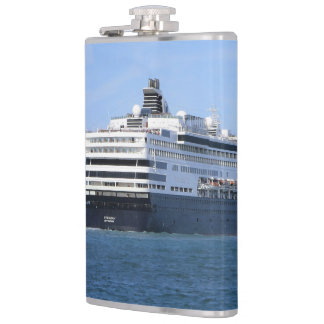 Stern and Starboard Cruising Away Hip Flask