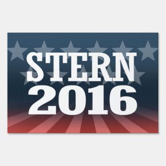 Stern - Everett Stern 2016 Sign