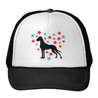 Sternenherz Dogge Trucker Hat