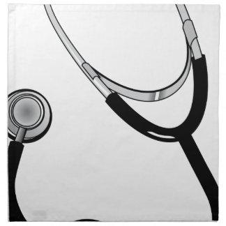 Stethoscope Napkin