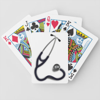 Stethoscope Playing Cards