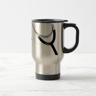 Stethoscope Travel Mug