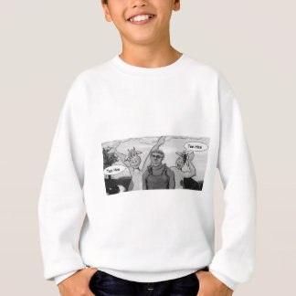 Steve and the Merry Cows Sweatshirt