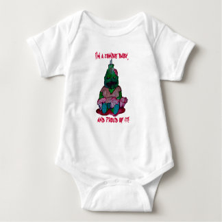 Steve Baby Bodysuit