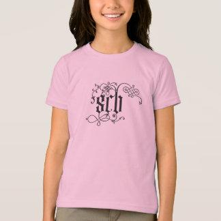 steve carson band - Girls Ringer T-Shirt