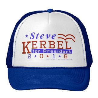 Steve Kerbel President 2016 Election Libertarian Trucker Hat