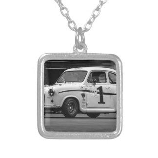Steve Soper Austin A35 Silver Plated Necklace